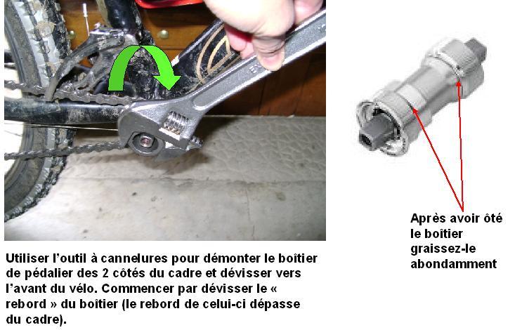 Comment demonter un pedalier btwin la r ponse est sur - Comment demonter un karcher ...